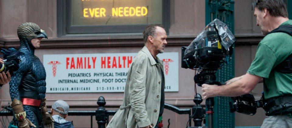 Cine - El equipo humano en una producción cinematográfica