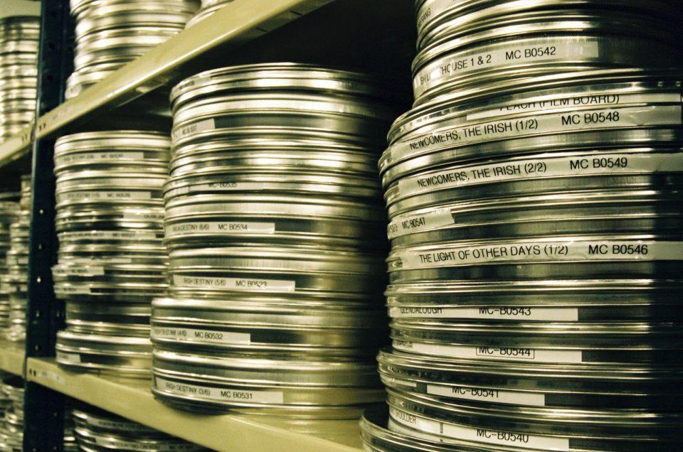 El Celuloide cinematográfico I