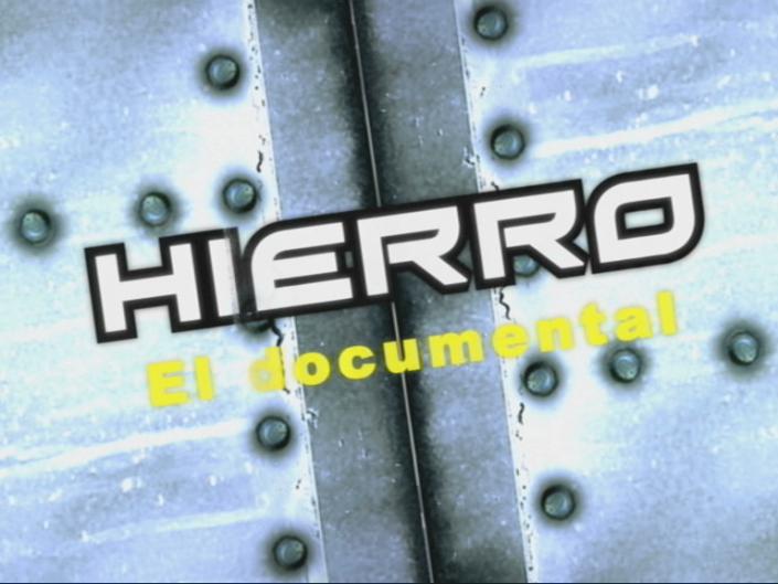 HIERRO - El documental | CULTURISMO